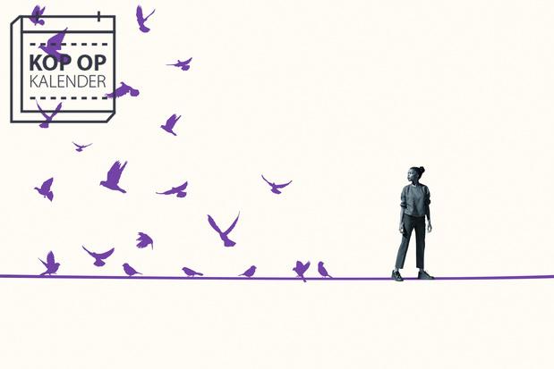 Tip tegen de coronadip: tuur naar de vogels