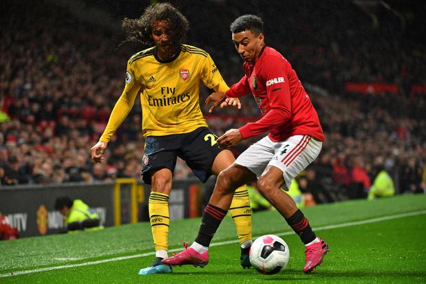 Arsenal prend un point à United, avant de recevoir le Standard
