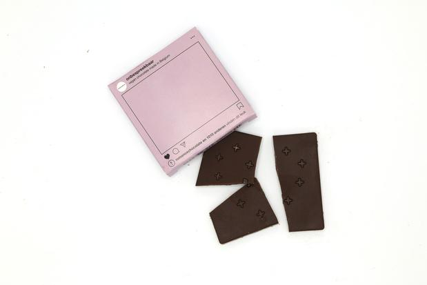 Chocolade moet mentale problemen bespreekbaar maken