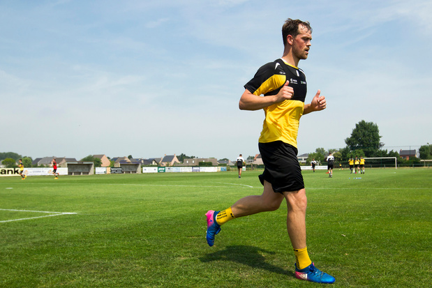 Tom De Sutter stopt met voetballen