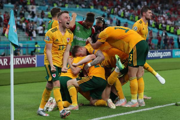 EURO2021: le réveil du pays de Galles, l'Italie déjà en huitièmes?