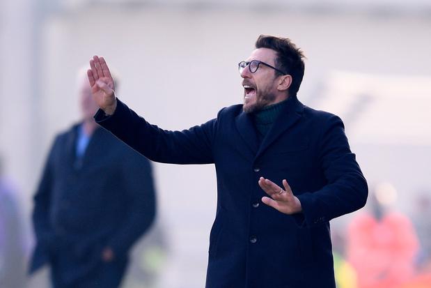 Seulement trois journées de championnat et déjà deux entraîneurs licenciés en Serie A