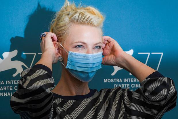 Streaming ou films en salle? Pour Cate Blanchett, le Covid est l'occasion d'y réfléchir