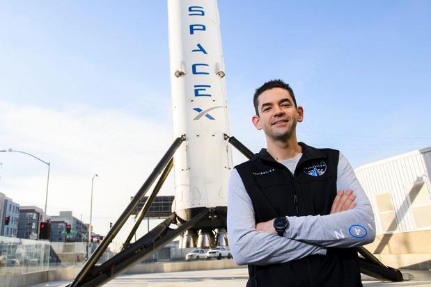 Pour le milliardaire Jared Isaacman, l'ère du tourisme spatial est ouverte