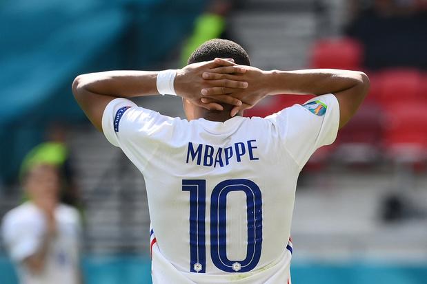 Euro 2020: la France tenue en échec par la Hongrie
