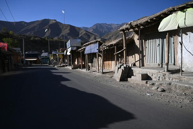 La vallée du Panchir est devenue une vallée de villages fantômes sous les talibans