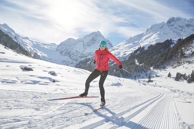 Le ski de fond diminuerait le risque d'hypertension artérielle