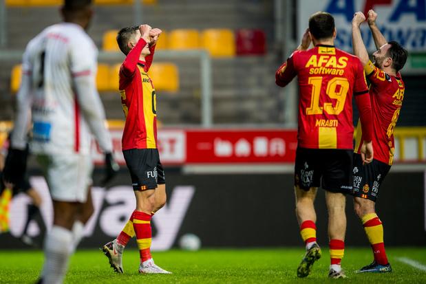 Croky Cup: KV Mechelen maakt geen fout tegen RWDM
