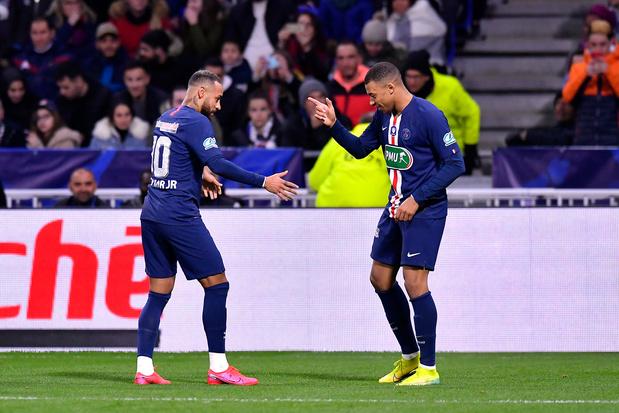 Le PSG préparera sa saison contre Waasland-Beveren