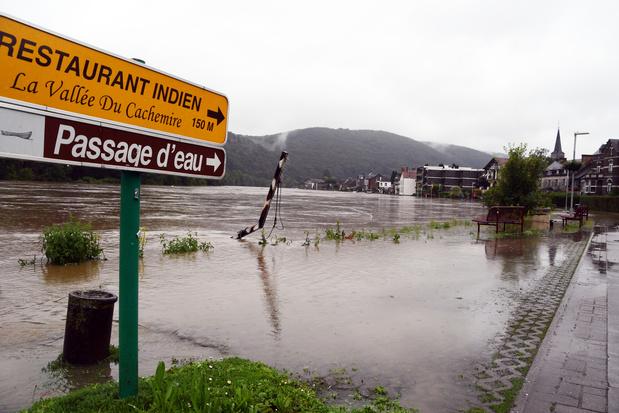 Des aides pour les indépendants touchés par les inondations