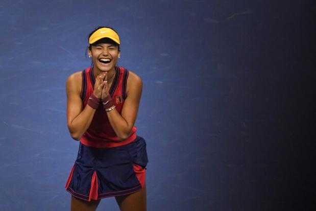 La jeunesse au pouvoir à l'US Open: les révélations Emma Raducanu et Leylah Fernandez disputeront la finale