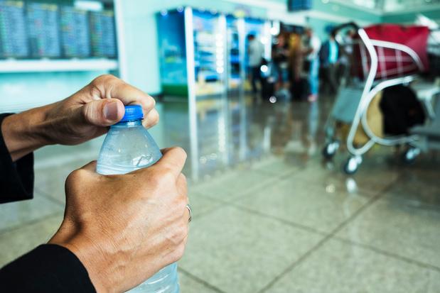 Luchthaven San Francisco verbiedt plastic waterflessen