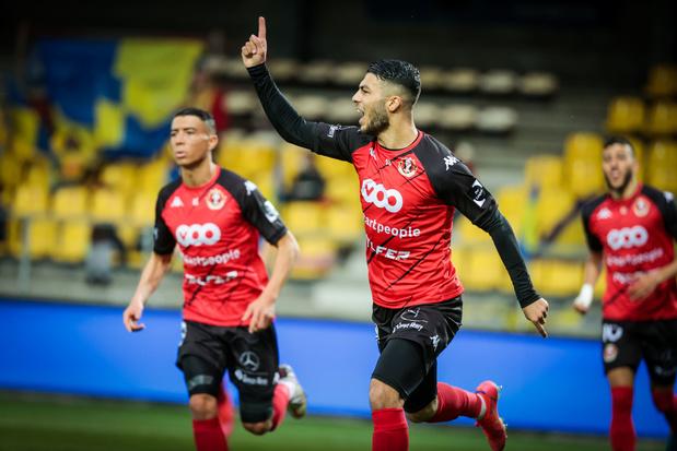 Seraing naar 1A: met dank aan FC Metz