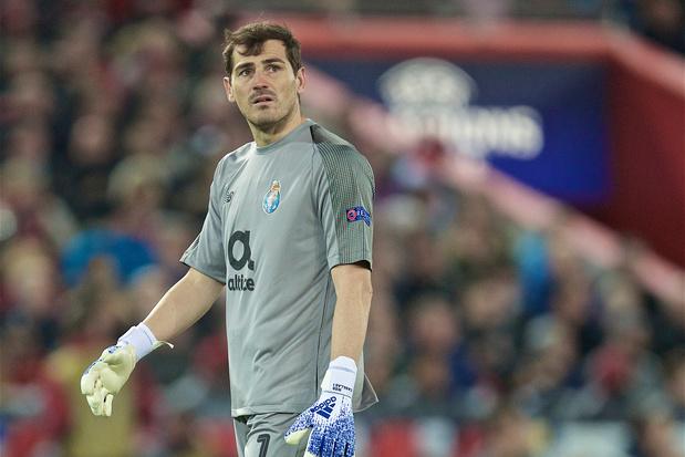 Iker Casillas officieel kandidaat-bondsvoorzitter Spanje