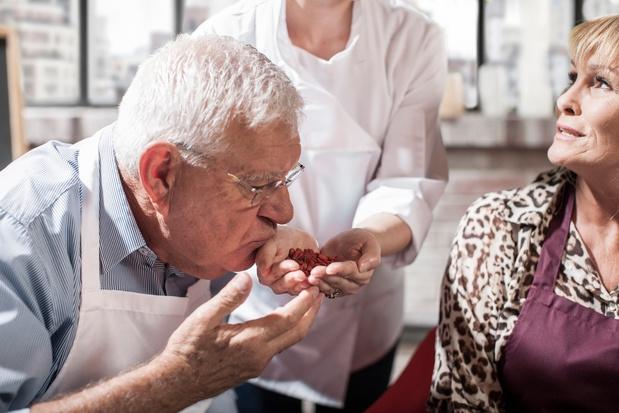 Een gebrekkige reukzin verhoogt het overlijdensrisico
