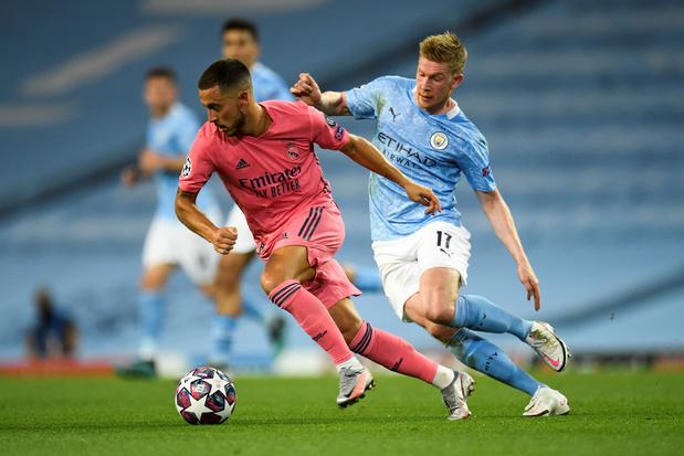 Ligue des champions: la Juventus éliminée, Varane offre à Manchester City une place en quart de finale