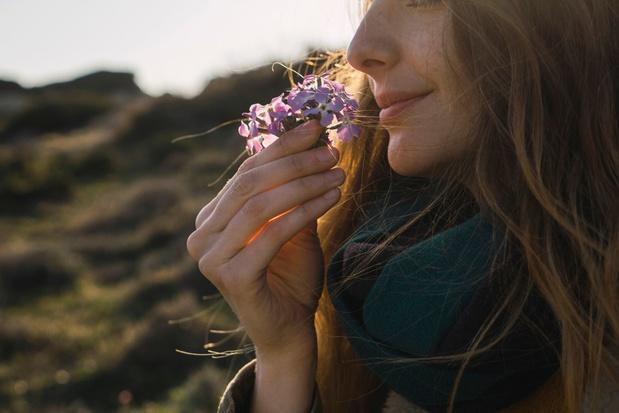De tong zou niet alleen dienen om te proeven, maar ook om te ruiken