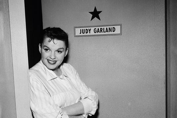 Judy Garland, van kindsterretje tot gebroken icoon