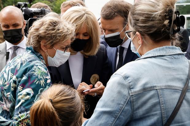 Frankrijk: extreemrechts en Macron scoren slecht in regionale verkiezingen