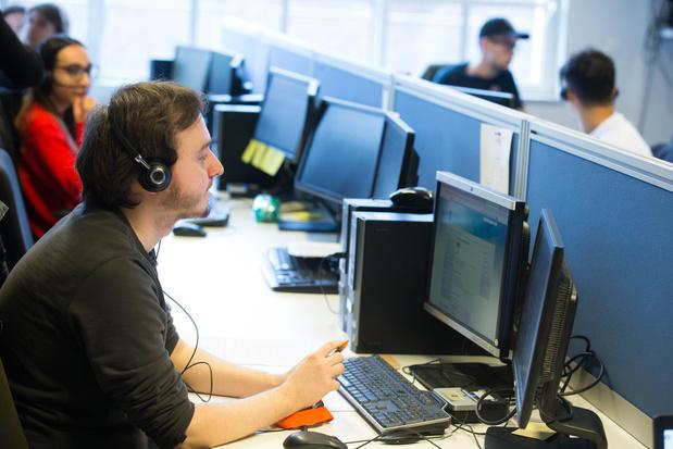 Samenwerkende partners voor de contact tracing krijgen opdracht