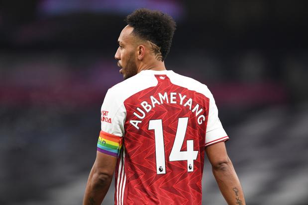 Aubameyang beboet voor aantasten imago Afrikaanse voetbal