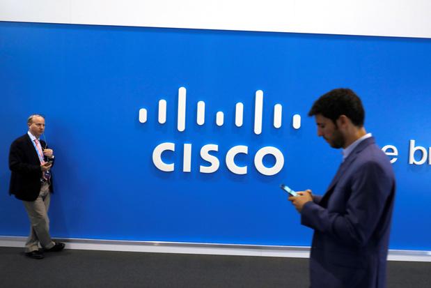 Cisco legt de lat lager