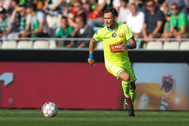 Birger Verstraete rejoint l'Antwerp