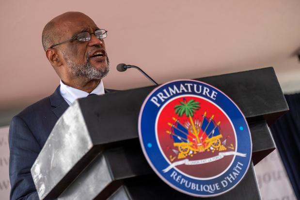 Nieuwe premier Haïti belooft orde te herstellen en verkiezingen uit te schrijven