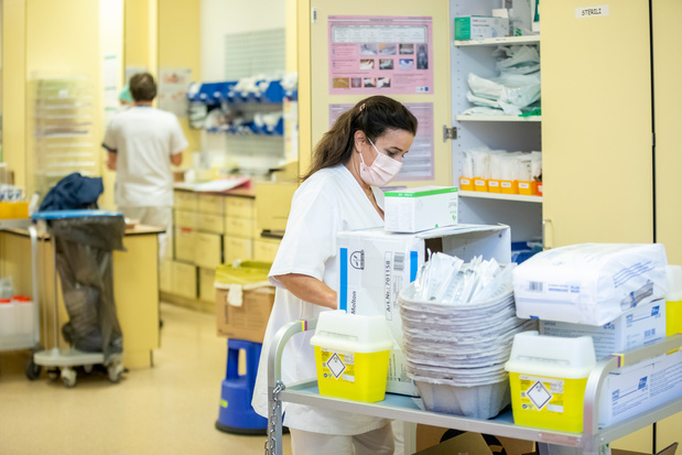 Coronavirus en Belgique : près de 12.000 contaminations en moyenne par jour