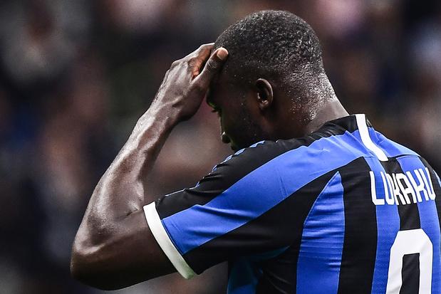 Lukaku et l'Inter battus et dépassés par la Juventus