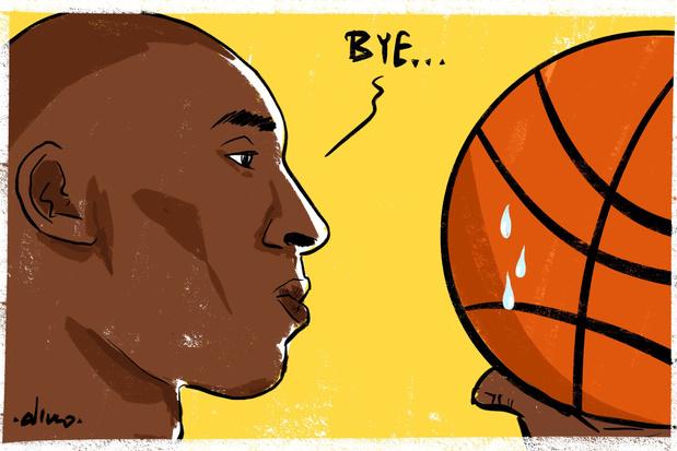 'Kobe Bryant vergelijken met Michael Jordan is niet overdreven'