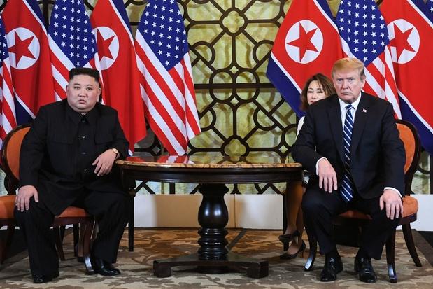 """Kim accuse les Etats-Unis d'avoir été de """"mauvaise foi"""" lors du sommet de Hanoi"""