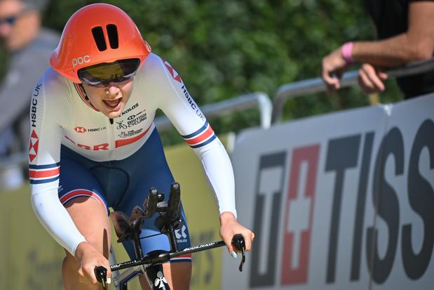 Mondiaux de cyclisme: La fille du vainqueur de Paris-Roubaix 2004 médaillée d'argent chez les juniores