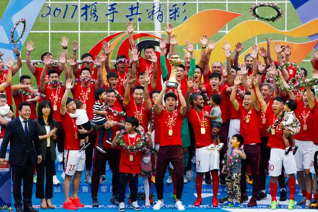 Is val van vastgoedreus Evergrande doodsteek voor Chinees voetbal?