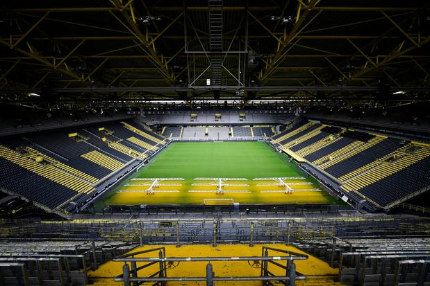 Bundesliga mag midden mei hervatten zonder publiek