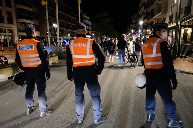 La police met fin à une fête de 300 personnes dans le Brabant flamand