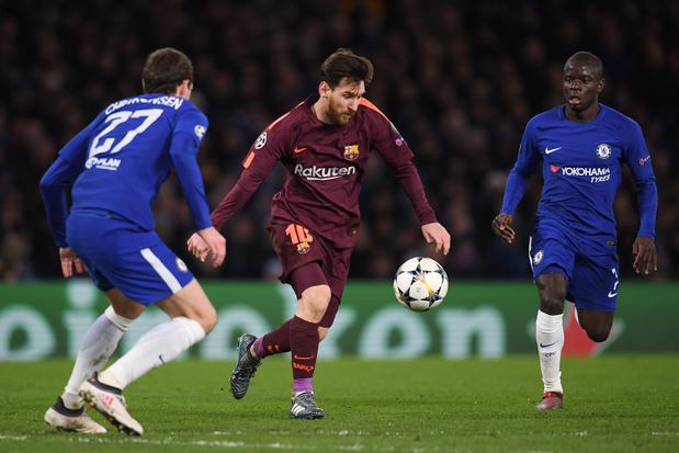 Hoe Messi in 2014 net niet tekende bij Chelsea
