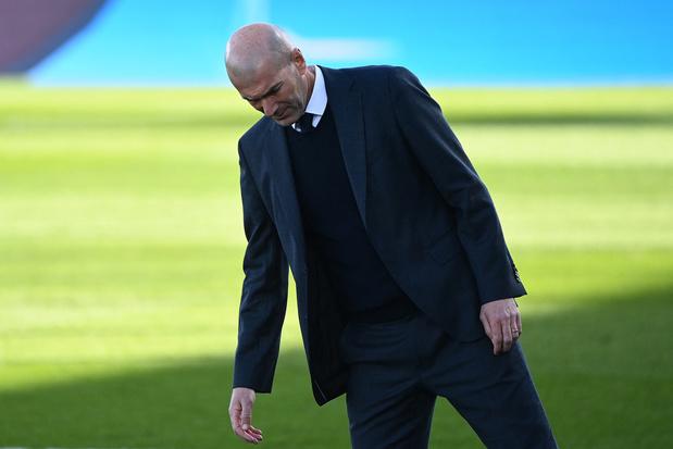 Zidane: la magie Ligue des champions opère-t-elle toujours?