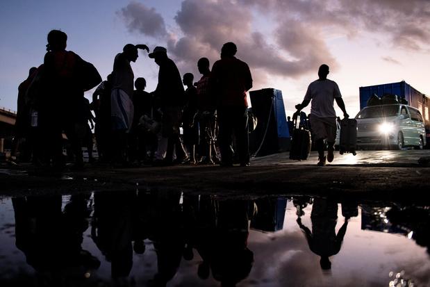 Début des évacuations aux Bahamas suite au passage de Dorian, bilan de 43 morts