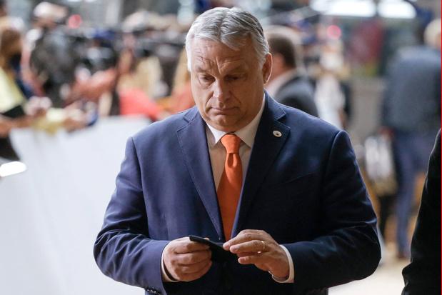 Orban blijft achter omstreden holebiwet staan: 'Ik verdedig de rechten van de homoseksuele man'