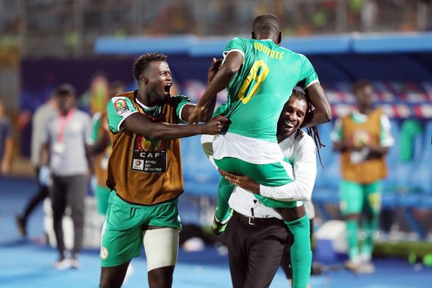 CAN 2019: le Sénégal y est presque