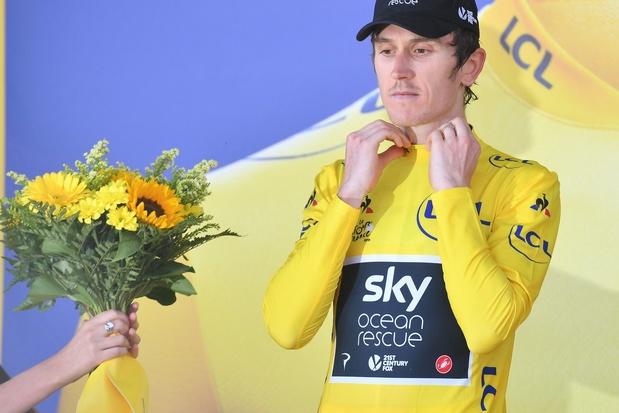 Geraint Thomas s'oppose à un Tour de France à huis clos