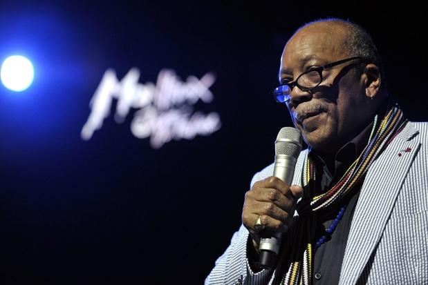 Les dessous de l'arrivée de Quincy Jones dans la start-up belge Musimap