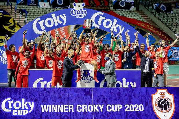 Coupe de Belgique: les affiches possibles en 1/8e de finale