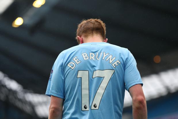 Les chiffres fous de la saison de Kevin De Bruyne