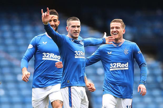 Rangers FC: ongeslagen kampioen met het slot op de deur