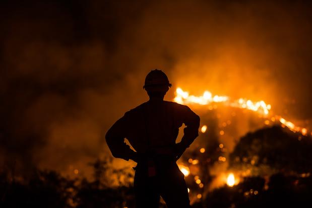 Les incendies de forêt, cauchemars récurrents de la Californie