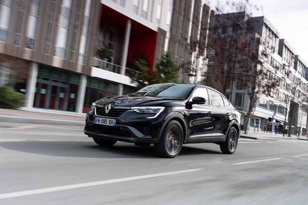 5 étoiles Euro-NCAP pour le Renault Arkana
