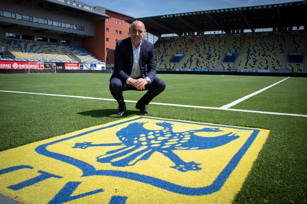 STVV neemt afscheid van coach Muscat