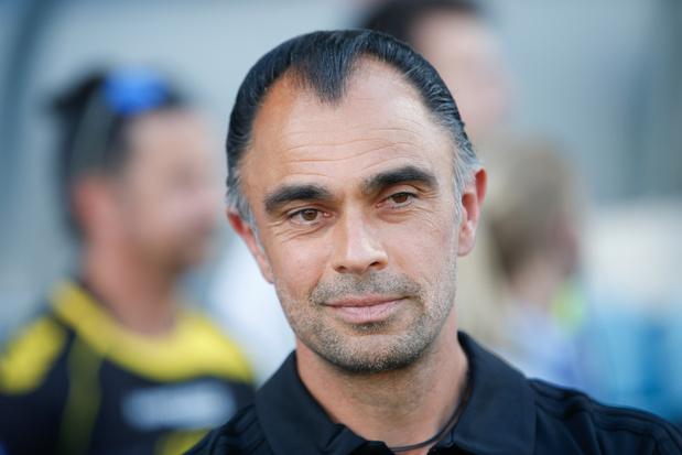 Johan Walem, nouvel entraîneur de l'équipe féminine d'Anderlecht la saison prochaine